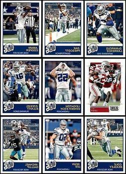 2019 Score Dallas Cowboys Team Set NM/MT