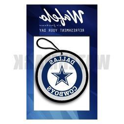 Wafelo Air Freshener Custom Dallas Cowboys NFL Car Home Frag