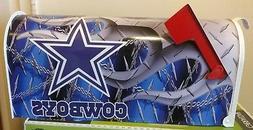 NFL DALLAS COWBOYS  CUSTOM MAiLBOX~jersey hats