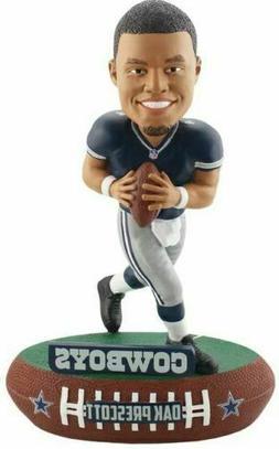 Dak Prescott Dallas Cowboys FOCO Baller NFL Bobblehead Figur