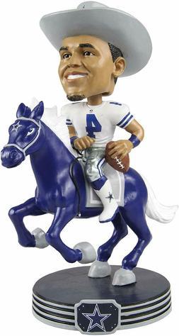 Dak Prescott RIDING A HORSE Dallas Cowboys Limited Edition N