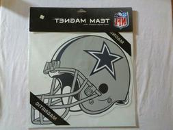 dallas cowboys 12 helmet car magnet nfl