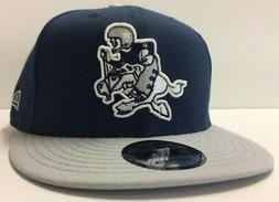 Dallas Cowboys New Era 9FIFTY NFL Historic Snapback Hat Cap