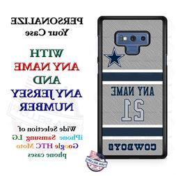 DALLAS COWBOYS A18 Personalized Football Phone Case Cover fi
