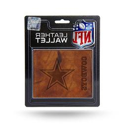Dallas Cowboys STANDARD Authentic Embossed Leather Billfold
