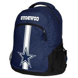 dallas cowboys backpack action laptop bag nfl