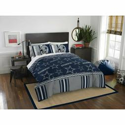 Dallas Cowboys Bed In Bag Set Twin Full Queen Size Comforter