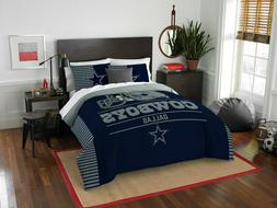 Dallas Cowboys Bedding Full/Queen  OFFICIAL NFL
