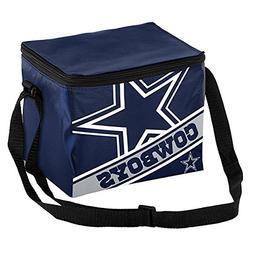 Dallas Cowboys Big Logo Stripe 12 Pack Cooler