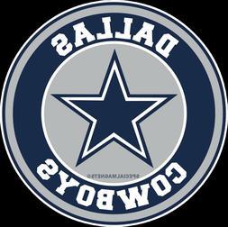 dallas cowboys circle logo car removable bumper