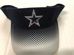 DALLAS COWBOYS CORSICA  NAVY VISOR MEN'S ONE SIZE FITS MOST