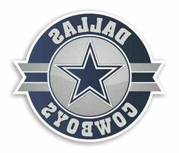 dallas cowboys decal sticker die cut vinyl