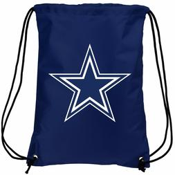 Dallas Cowboys Double Sided Back Pack Sack Drawstring Gym Ba