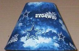 Dallas Cowboys Fabric Lamp Shade ONLY lampshade NFL Cotton N