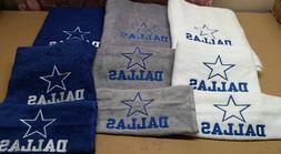 Dallas Cowboys Football Bath Towel Set, Personalized Sports
