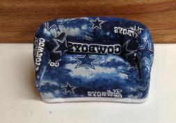 Dallas Cowboys Football Sofa Couch Tissue Box Cover With Lit