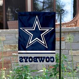 Dallas Cowboys Garden Flag and Yard Banner
