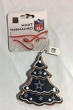 Dallas Cowboys Gingerbread Tree Christmas Tree Xmas Ornament