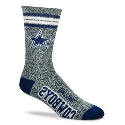 Dallas Cowboys Got Marbled NFL Crew Socks Unisex MEDIUM For