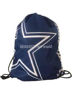 dallas cowboys gym bag drawstring quality backpack