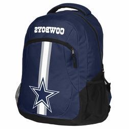 Dallas Cowboys Logo Action BackPack School Bag Back pack Gym