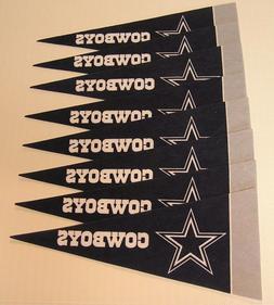 Dallas Cowboys Mini Pennant Set: 8-Pack