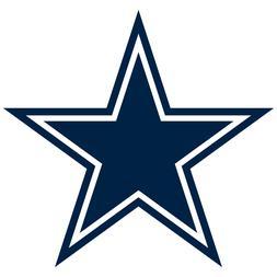 Dallas Cowboys NFL Car Truck Window Decal Sticker Football L