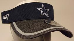 Dallas Cowboys NFL Football Authentic New Era Visor Hat Cap