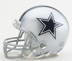 DALLAS COWBOYS NFL RIDDELL FOOTBALL MINI HELMET NEW IN RIDDE