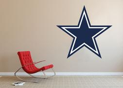 Dallas Cowboys NFL Football Team Wall Decal Decor For Home L