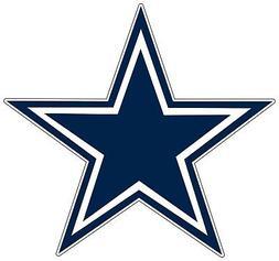 dallas cowboys nfl logo vinyl decal sticker
