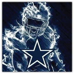 dallas cowboys nfl player car bumper sticker
