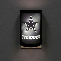 Dallas Cowboys Night Light Light Sensing