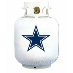 dallas cowboys propane grill tank wrap cover