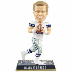 Dallas Cowboys Roger Staubach Greats Bobblehead Brand New In