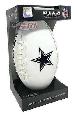 Dallas Cowboys Signature Series NFL Official Licensed Footba