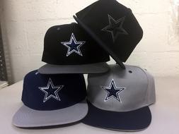 dallas cowboys snap back cap hat dal