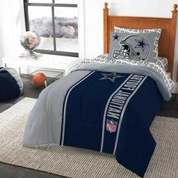 NFL Dallas Cowboys Soft and Cozy Bedding Comforter Set