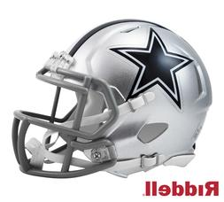 DALLAS COWBOYS RIDDELL SPEED FOOTBALL MINI HELMET NEW IN RID