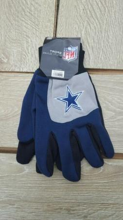 Dallas COWBOYS Sport Utility Gloves NFL by Forever Collectib