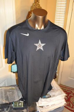 Dallas Cowboys star NFL Nike Hypercool Fitted Shirt Multi Co