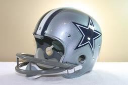 DALLAS COWBOYS Style Suspension RK Display Football Helmet V