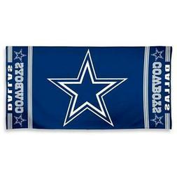 Dallas Cowboys Towel 30x60 Beach Style