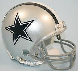 DALLAS COWBOYS - Riddell VSR4 Mini Helmet