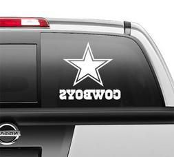 Dallas Cowboys Window Sticker Decal any size any color