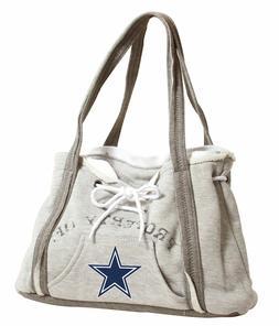 Dallas Cowboys Gray Hoodie Purse
