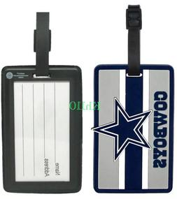 Aminco International NFL-LS-030-17 Soft Bag Tag - Dallas Cow