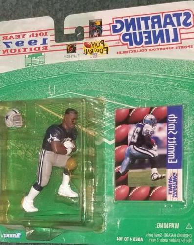 1997 Doubles Dallas Smith w/Helmet