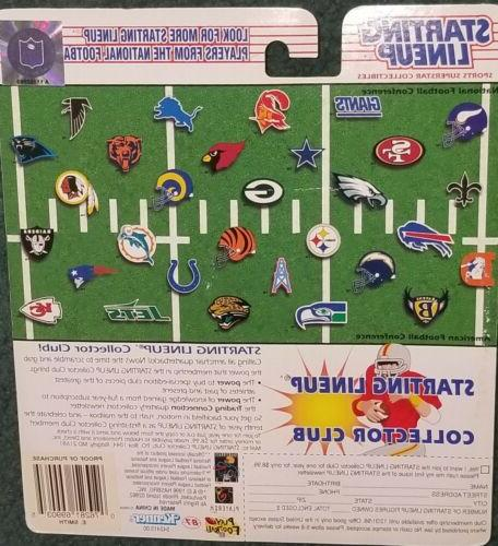 1997 starting lineup classic doubles dallas cowboys