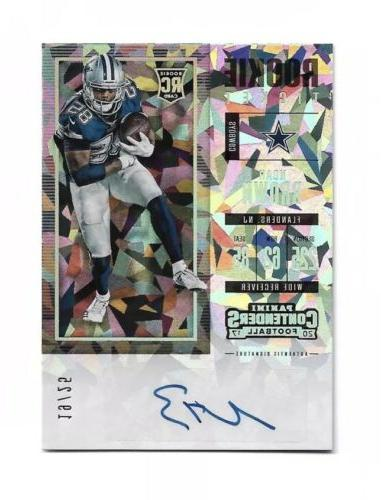2017 contenders cracked ice ssp dallas cowboys
